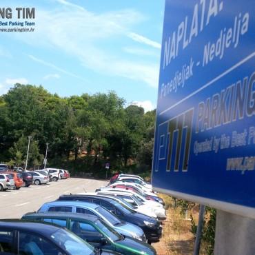 Grad Dubrovnik - otvoreno javno parkiralište