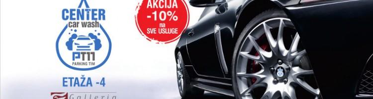U Zagrebu otvorena nova (druga) profesionalna ručna Autopraonica-Center Car Wash