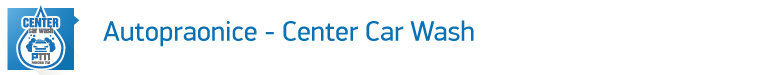 AUTOPRAONICE – CENTER CAR WASH (RIJEKA/ZAGREB)