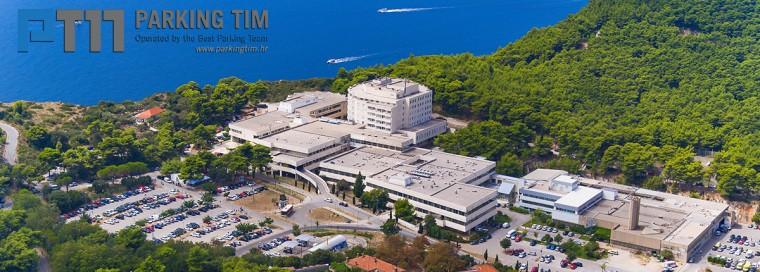 OBAVIJEST o obustavi naplate parkiranja zbog novonastale situacije korona virusa COVID-19 na parkiralištu Opće bolnice Dubrovnik