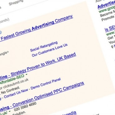 Paid campaigns on Google