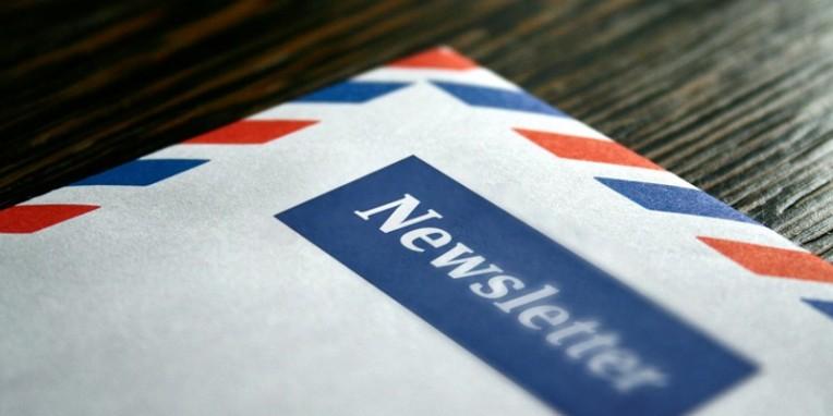 Newsletter kampanje i dizajn